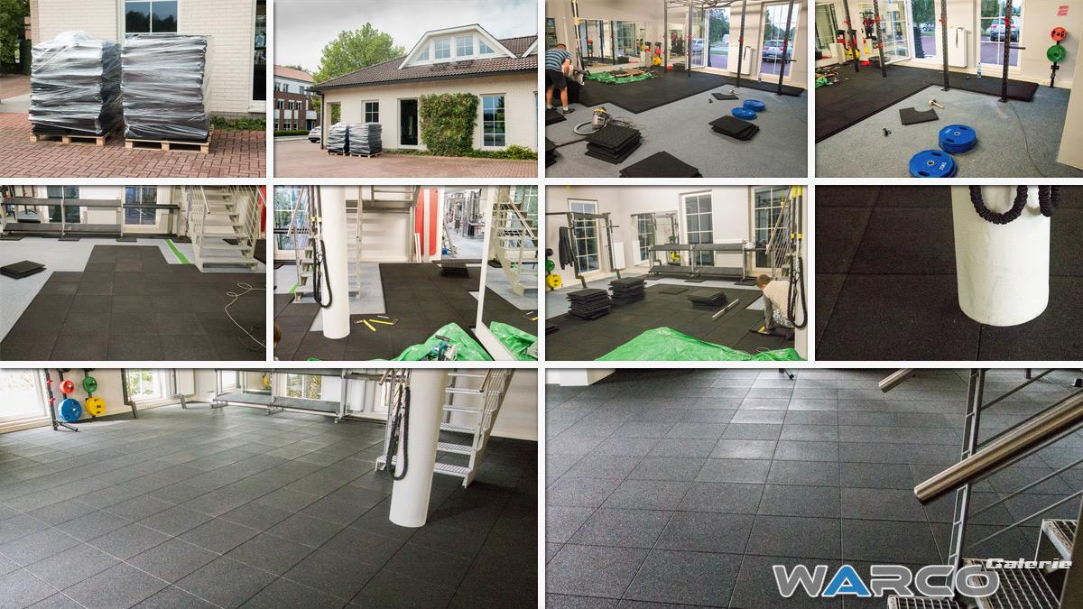 Fitnessraum gestalten  Kraftsport - Fitness - Workout